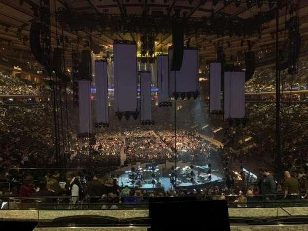 Madison Square Garden, Abschnitt: Club 62, Reihe: 3, Platz: 2