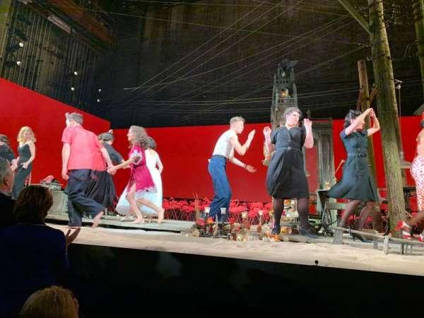 American Airlines Theatre, Bereich: Orchestra c, Reihe: B, Platz: 102