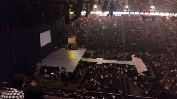 Manchester Arena, Abschnitt: 202