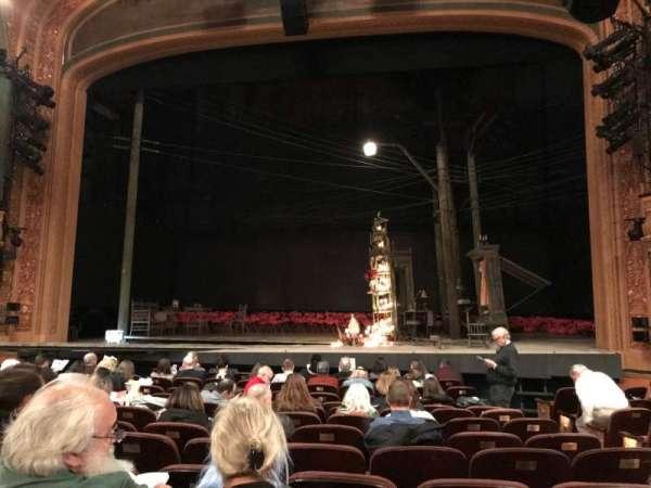American Airlines Theatre, Bereich: Orchestra C, Reihe: L, Platz: 102
