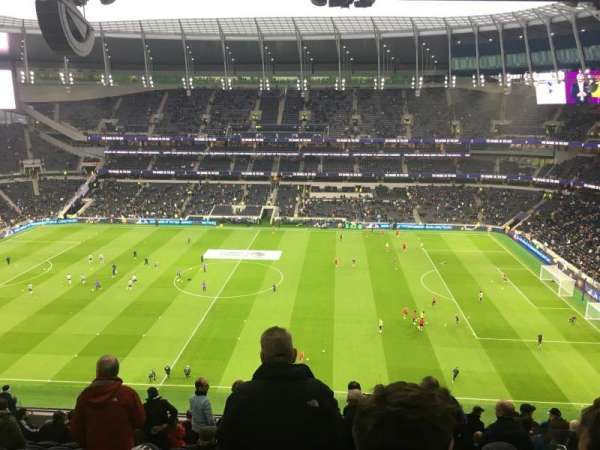 Tottenham Hotspur Stadium, Abschnitt: 524, Reihe: 18, Platz: 795