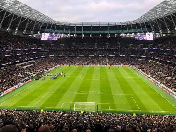 Tottenham Hotspur Stadium, Abschnitt: 452, Reihe: 58, Platz: 204
