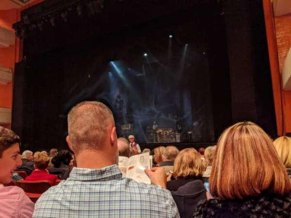 Thrivent Hall at Fox Cities Performing Arts Center, Abschnitt: Orch r, Reihe: J, Platz: 157