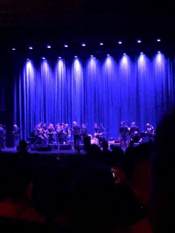 Beacon Theatre, Abschnitt: Orchestra 2, Reihe: W, Platz: 4