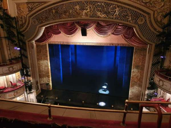 Cort Theatre, Abschnitt: Balcony C, Reihe: C, Platz: 114