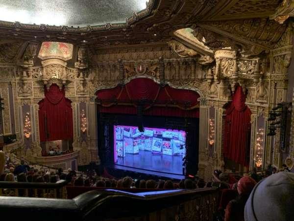 James M. Nederlander Theatre, Abschnitt: Balcony R, Reihe: P, Platz: 364