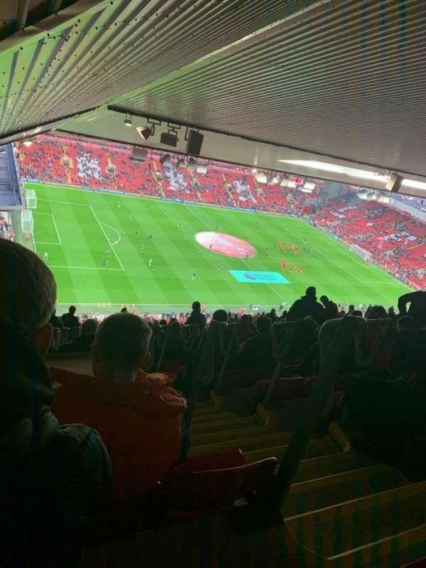 Anfield, Abschnitt: U1, Reihe: 87, Platz: 23
