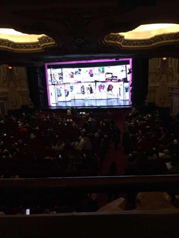 James M. Nederlander Theatre, Abschnitt: Dress Circle RC, Reihe: A, Platz: 226