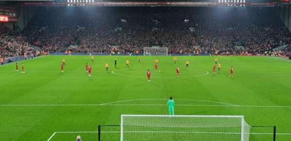 Anfield, Abschnitt: 125, Reihe: 29