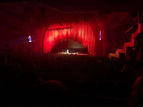 Radio City Music Hall, Abschnitt: Orchestra 1, Reihe: P, Platz: 103