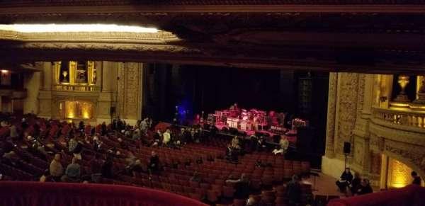 Chicago Theatre, Abschnitt: Mezzanine Box F, Platz: 3