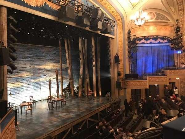 Gerald Schoenfeld Theatre, Abschnitt: Mezzanine L, Reihe: A, Platz: 21