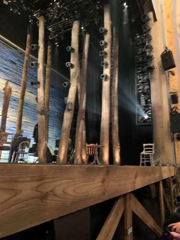 Gerald Schoenfeld Theatre, Abschnitt: Orchestra C, Reihe: AA, Platz: 104