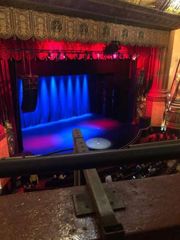 Beacon Theatre, Abschnitt: Lower Balcony 3, Reihe: A, Platz: 37