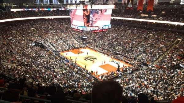 Scotiabank Arena, Abschnitt: 318, Reihe: 12, Platz: 11