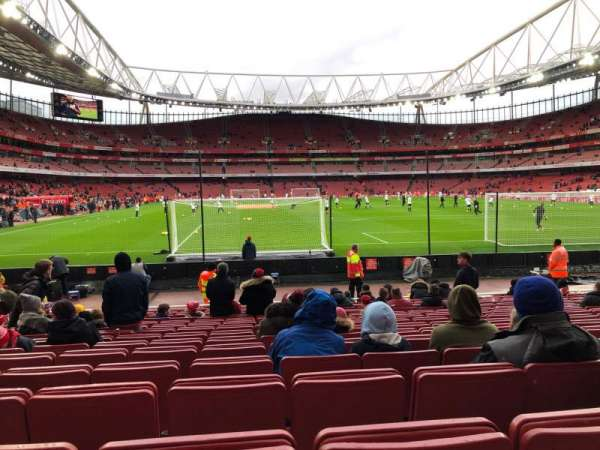Emirates Stadium, Bereich: 26, Reihe: 15, Platz: 795