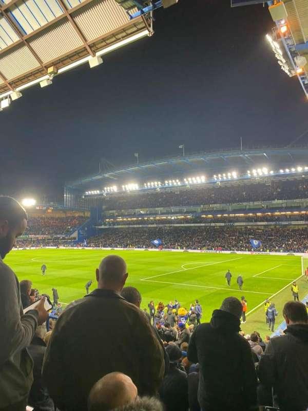 Stamford Bridge, Abschnitt: Matthew Harding Lower 16, Reihe: Y, Platz: 200