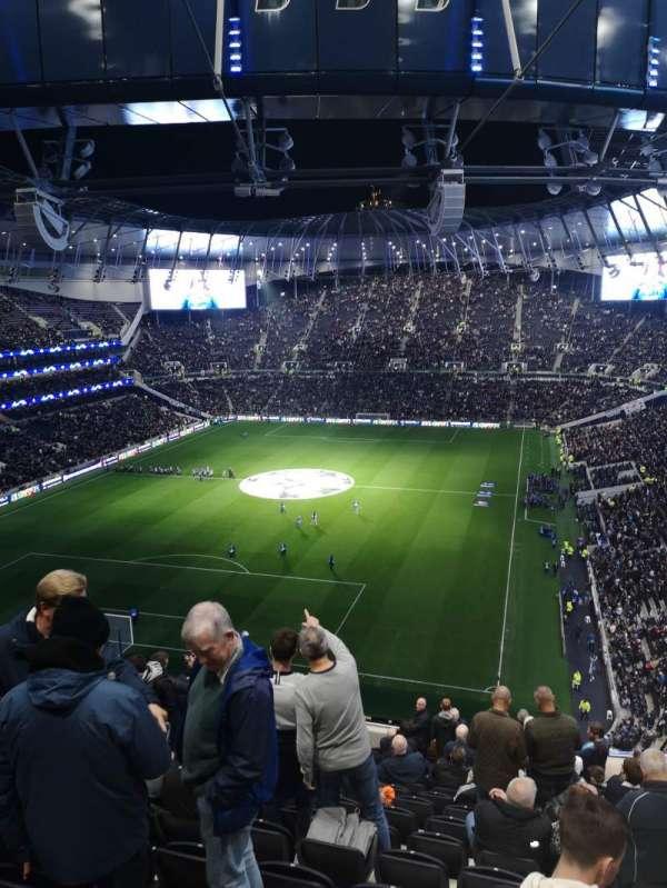 Tottenham Hotspur Stadium, Abschnitt: 513, Reihe: 17, Platz: 429