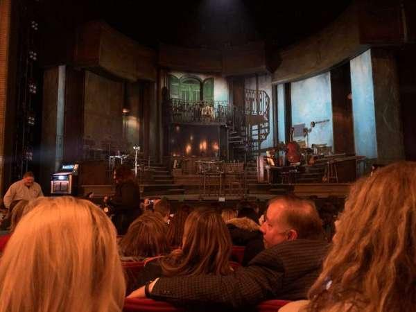 Walter Kerr Theatre, Abschnitt: Orchestra C, Reihe: L, Platz: 108