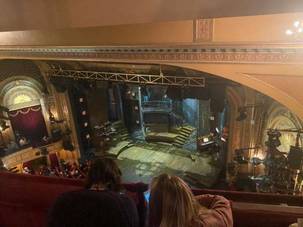 Walter Kerr Theatre, Abschnitt: Balcony R, Reihe: B, Platz: 26