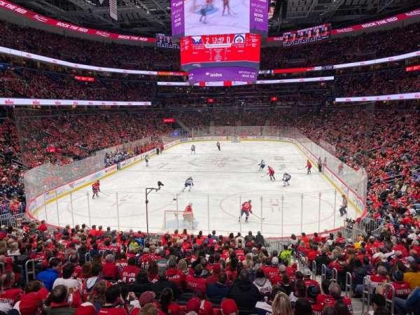 Capital One Arena, Abschnitt: 106, Reihe: U, Platz: 7