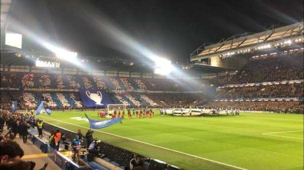 Stamford Bridge, Abschnitt: SL8, Reihe: 11, Platz: 205