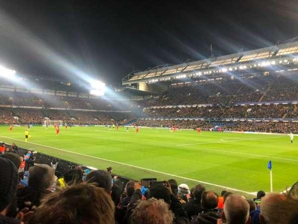 Stamford Bridge, Abschnitt: Shed End Lower 8, Reihe: 11, Platz: 205