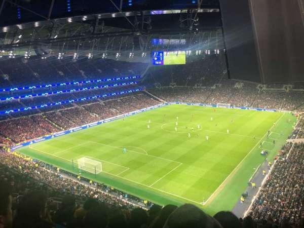Tottenham Hotspur Stadium, Abschnitt: 511, Reihe: 16