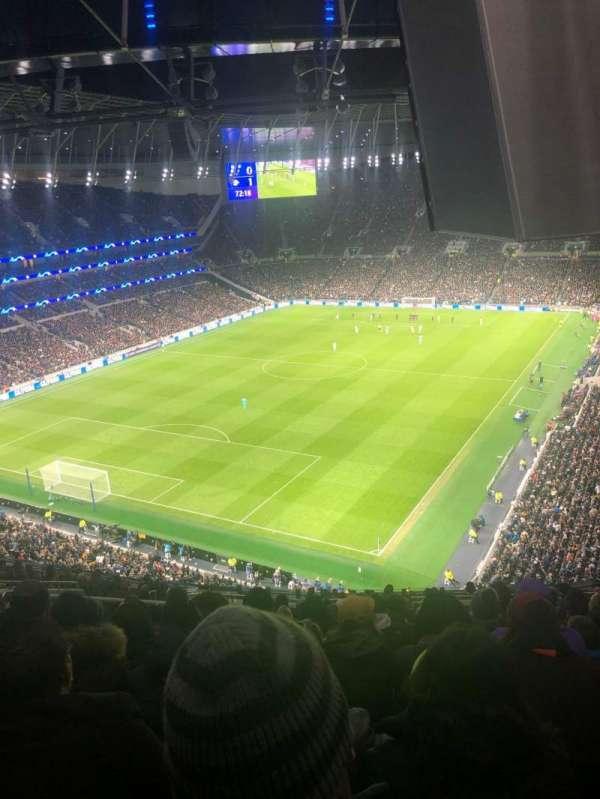 Tottenham Hotspur Stadium, Abschnitt: 511, Reihe: 18