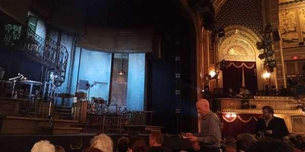 Walter Kerr Theatre, Abschnitt: Orchestra L, Reihe: G, Platz: 13