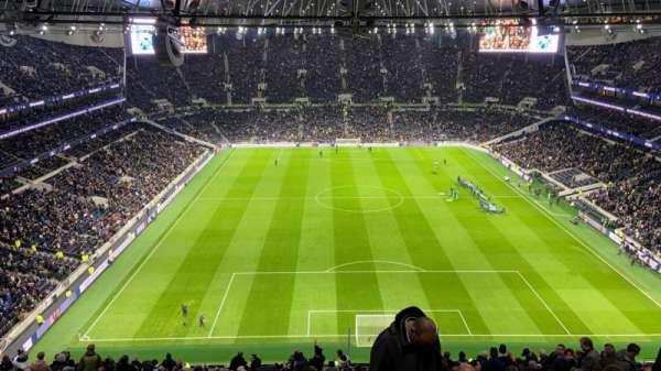 Tottenham Hotspur Stadium, Abschnitt: 519, Reihe: 17, Platz: 629