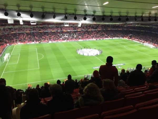 Emirates Stadium, Bereich: Block 93, Reihe: 73