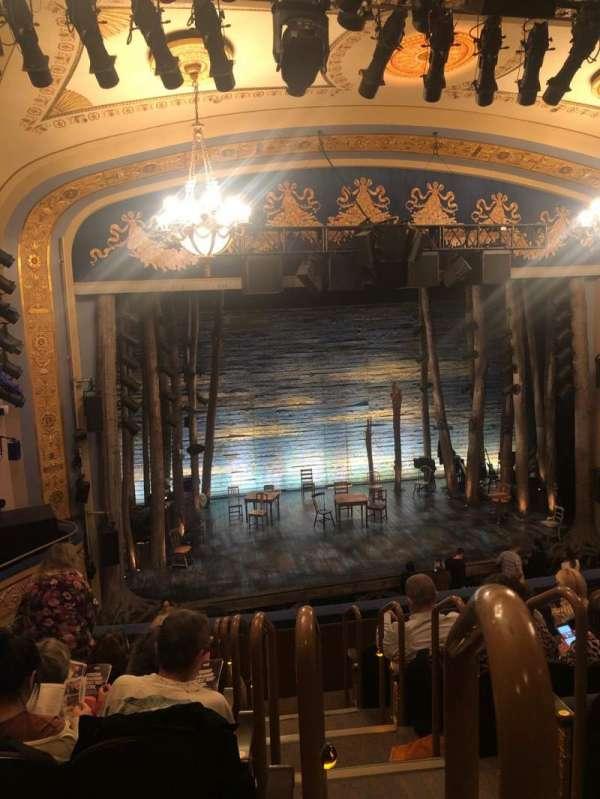 Gerald Schoenfeld Theatre, Abschnitt: Mezzanine L, Reihe: G, Platz: 1