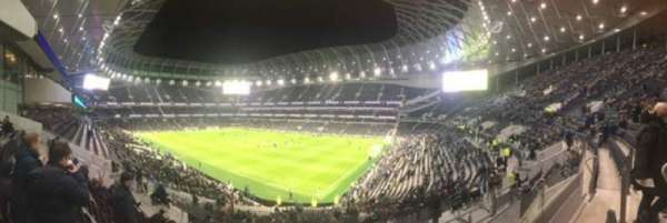 Tottenham Hotspur Stadium, Abschnitt: 259, Reihe: 37, Platz: 400
