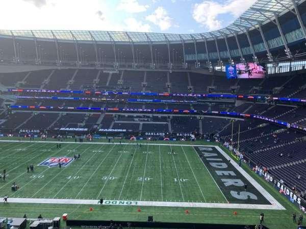Tottenham Hotspur Stadium, Abschnitt: 12, Reihe: 5, Platz: 769