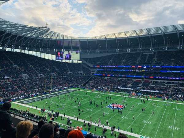 Tottenham Hotspur Stadium, Abschnitt: 523, Reihe: 5, Platz: 770