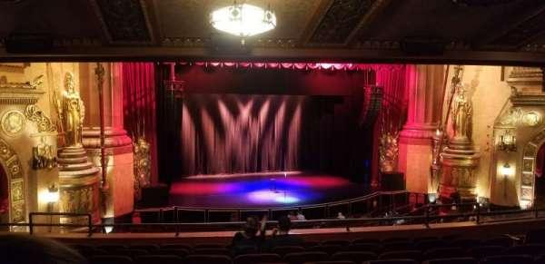 Beacon Theatre, Abschnitt: Loge 1, Reihe: H, Platz: 17