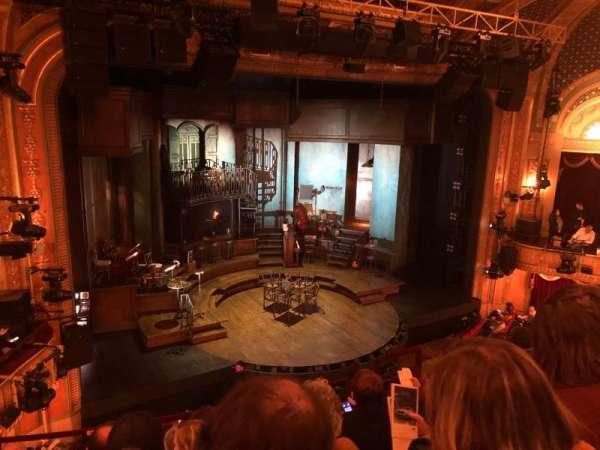 Walter Kerr Theatre, Abschnitt: Mezzanine L, Reihe: F, Platz: 13