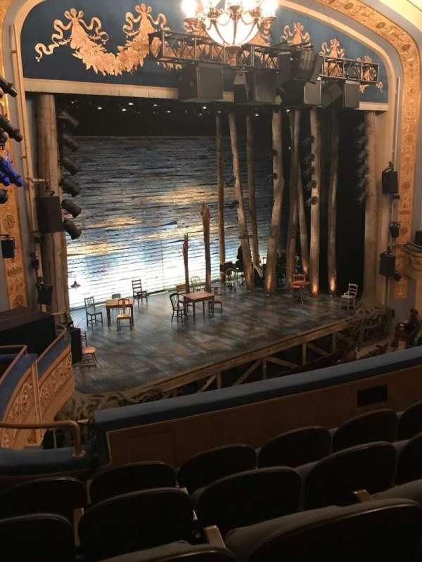 Gerald Schoenfeld Theatre, Abschnitt: Mezzanine L, Reihe: E, Platz: 23