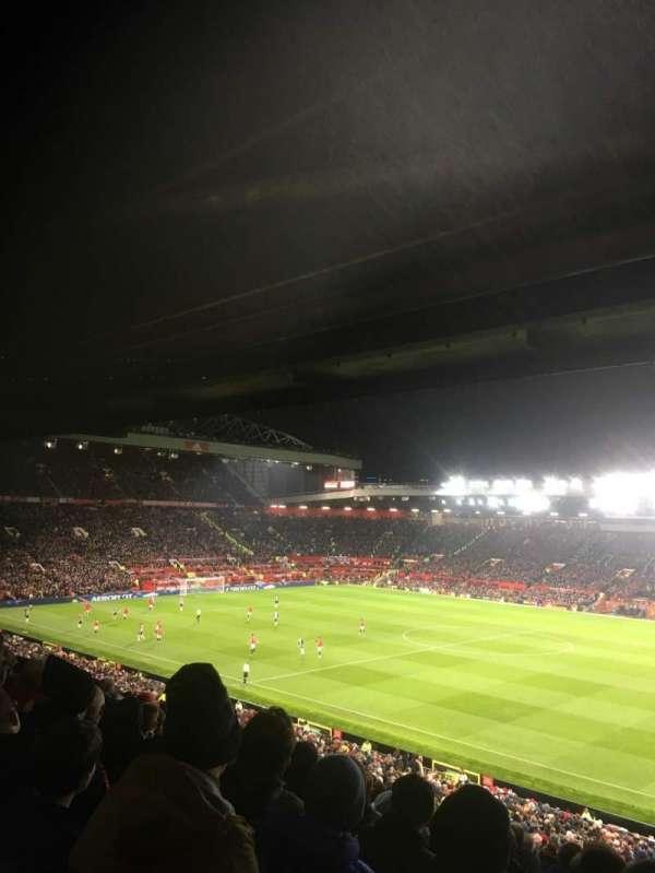 Old Trafford, Abschnitt: N2411, Reihe: 32, Platz: 24