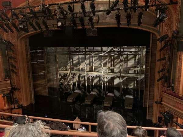 American Airlines Theatre, Bereich: Front Mezzanine, Reihe: C, Platz: 112