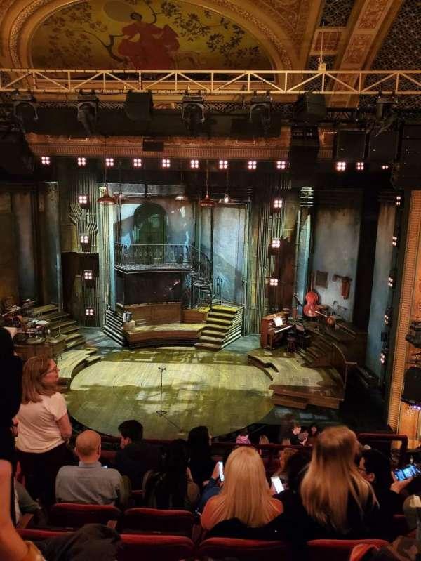 Walter Kerr Theatre, Abschnitt: Mezzanine C, Reihe: F, Platz: 103
