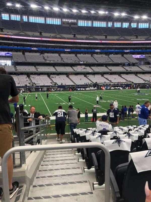 AT&T Stadium, Bereich: C113, Reihe: 9, Platz: 19-20