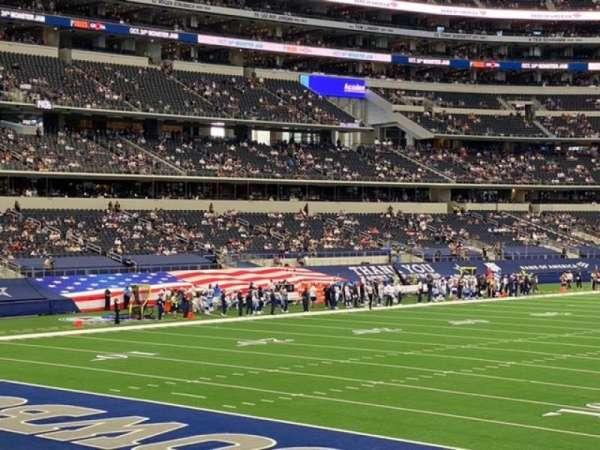 AT&T Stadium, Bereich: 145, Reihe: 16, Platz: 10