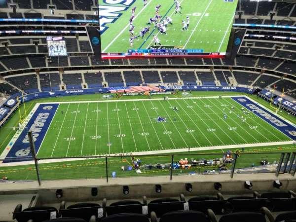 AT&T Stadium, Bereich: 444, Reihe: 12, Platz: 18