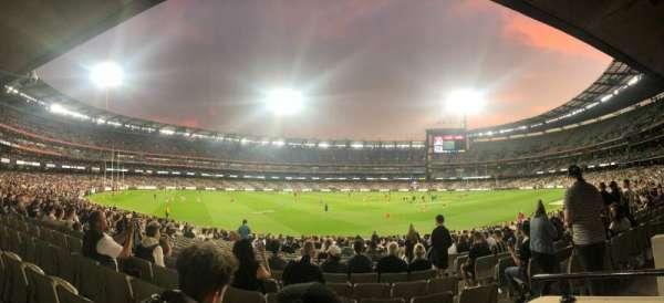 Melbourne Cricket Ground, Bereich: M52, Reihe: BB, Platz: 5