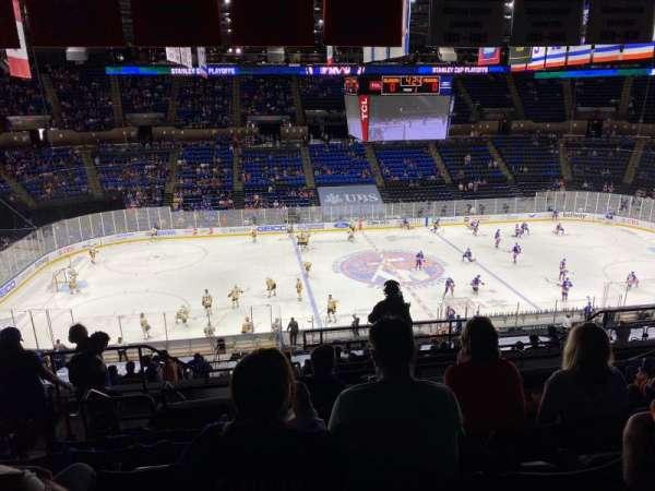 Nassau Veterans Memorial Coliseum, Bereich: 224, Reihe: 9, Platz: 13