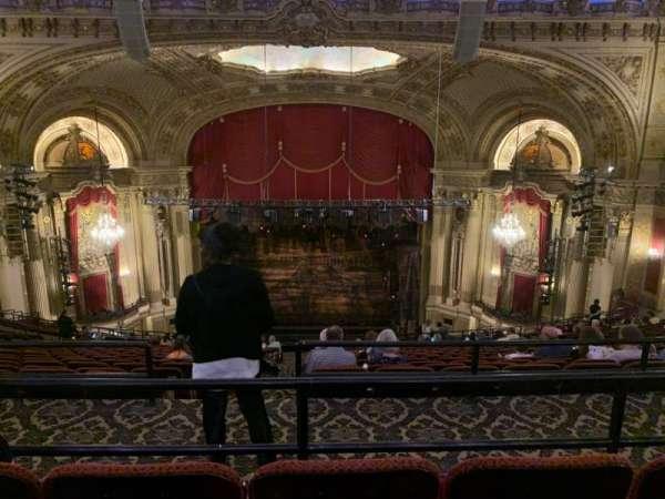 Citizens Bank Opera House, Abschnitt: Ctr Balcony, Reihe: R, Platz: 105