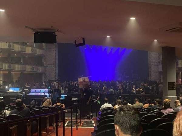 The Met Philadelphia, Bereich: Orchestra 5, Reihe: N, Platz: 11