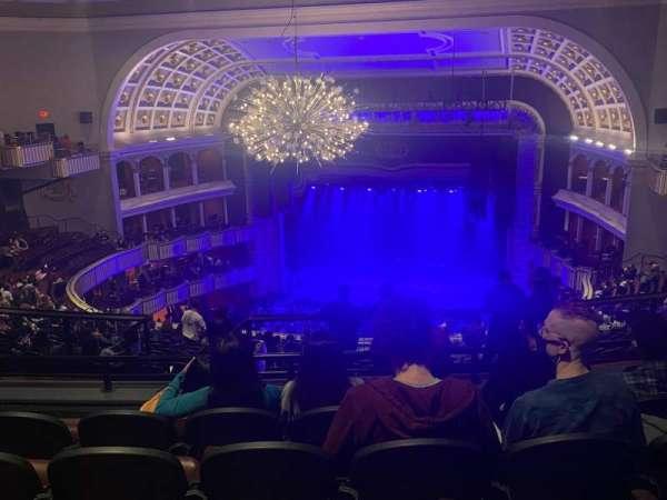 The Met Philadelphia, Bereich: Mezzanine 2, Reihe: E, Platz: 7
